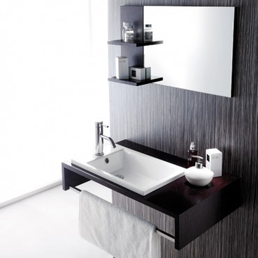 badm bel set g ste wc top mit waschbecken unterschrank. Black Bedroom Furniture Sets. Home Design Ideas
